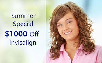 Invisalign - Summer Special